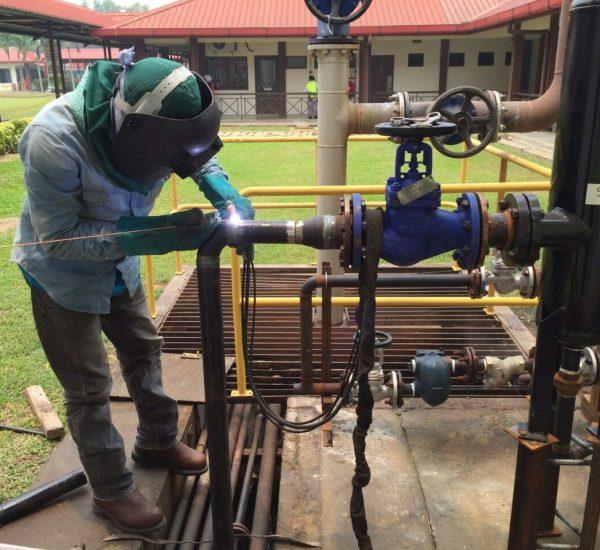 piping installation